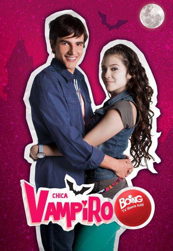 Il cast di Chica Vampiro arriva in Italia: Daisy e Max incontrano i Vampifan | Digitale terrestre: Dtti.it