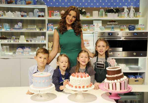 Mamma che torta! su La5 arriva la sfida più dolce con Samya Abbary dal 22 Novembre | Digitale terrestre: Dtti.it