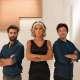 Paola Marella con i designer Andrea e Guido_DSC_6711_LOW