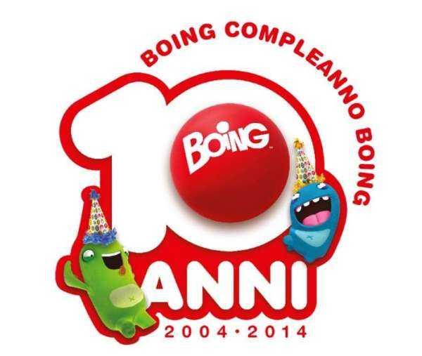 Boing: il primo canale free della TV italiana dedicato ai bambini e ai ragazzi compie 10 anni