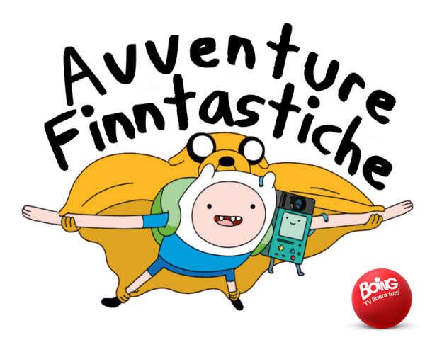 "Boing presenta ""Avventure Finntastiche"""