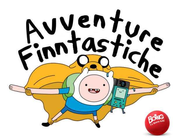 "Boing presenta ""Avventure Finntastiche""   Digitale terrestre: Dtti.it"