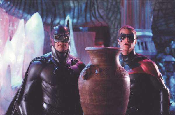 Batman & Robin L