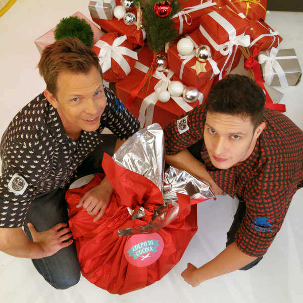 """Su Fine Living il Natale si festeggia con la prima produzione italiana del canale """"Colpo di cucina - Speciale Natale"""""""