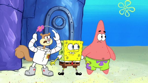 Hai mai pensato che potresti avere paura di SpongeBob: Lunedì 8 Dicembre su Nickelodeon   Digitale terrestre: Dtti.it