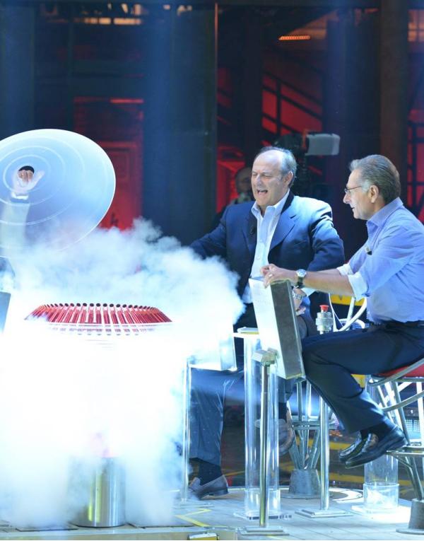 """Canale5: Paolo Bonolis e Gerry Scotti conducono insieme 4 puntate di """"Avanti un altro"""""""