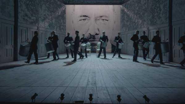 Kevin Spacey e il suo Riccardo III in prima tv assoluta su laeffe | Digitale terrestre: Dtti.it