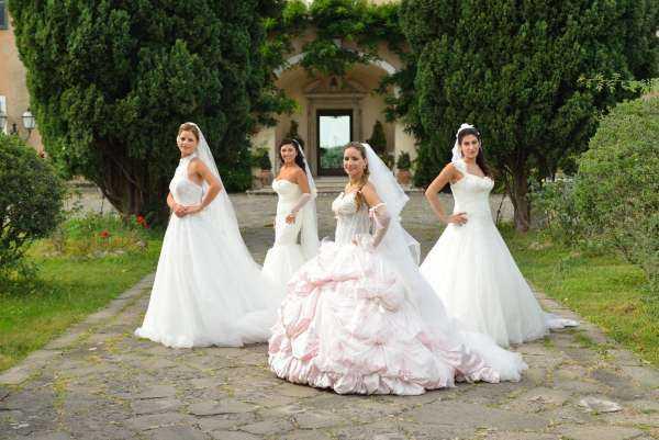"""Al via i casting per i nuovi episodi di """"Quattro matrimoni in Italia""""   Digitale terrestre: Dtti.it"""