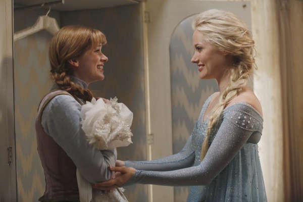 Ritorna su FOX C'era una Volta: nuova stagione con i personaggi di Frozen