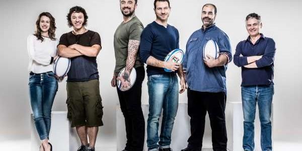 Il Rugby RBS 6 Nazioni dal 6 Febbraio su DMAX