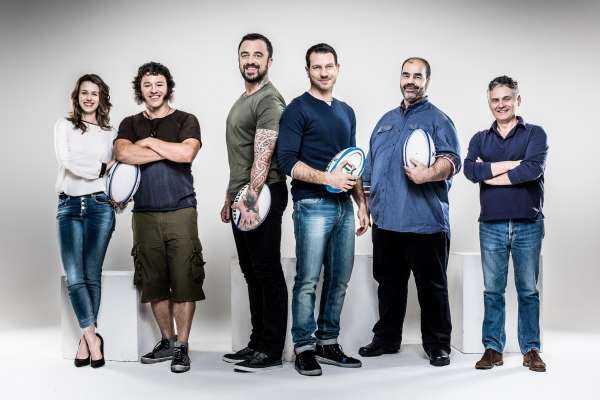 Il Rugby RBS 6 Nazioni dal 6 Febbraio su DMAX   Digitale terrestre: Dtti.it