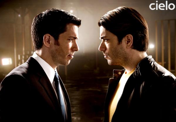 """Da Lunedì su Cielo arriva """"Brother vs Brother"""" i gemelli scott da fratelli in affari a rivali"""