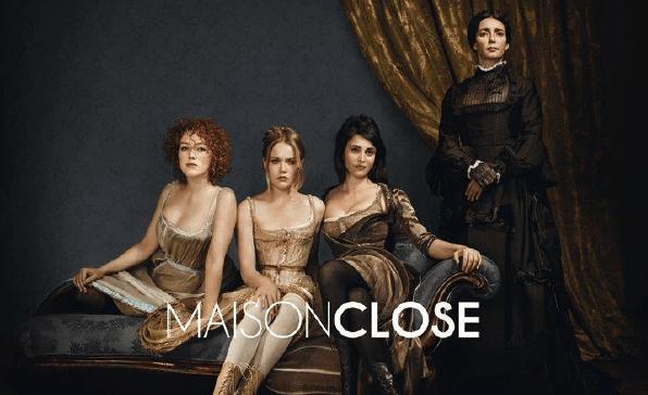 laeffe lancia Maison Close - La casa del piacere, in prima visione assoluta da domenica 11 gennaio