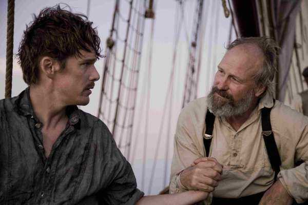 Moby Dick_laeffe_Ethan Hawke e William Hurt