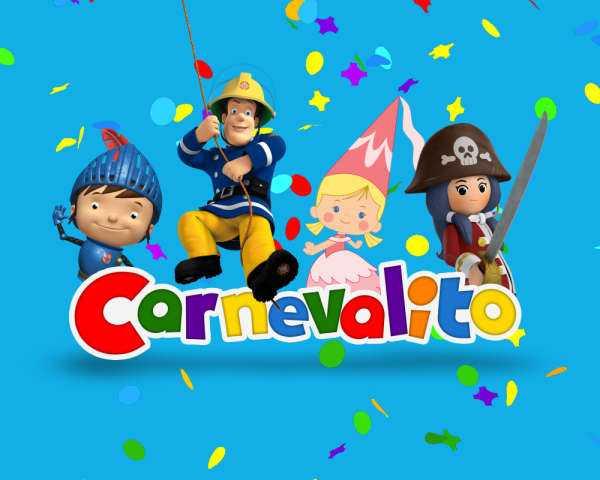 In occasione del Carnevale su Boing e Cartoonito arriva una programmazione a tema