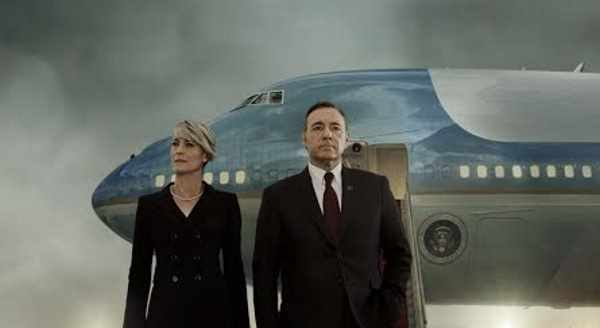 House Of Cards: al via la terza stagione su Sky Atlantic HD in contemporanea con gli USA | Digitale terrestre: Dtti.it
