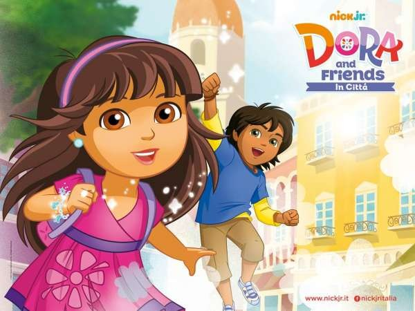 """Da Lunedì """"Dora&Friends in città"""" arriva su Nick Jr e a Milano con tante attività kids"""