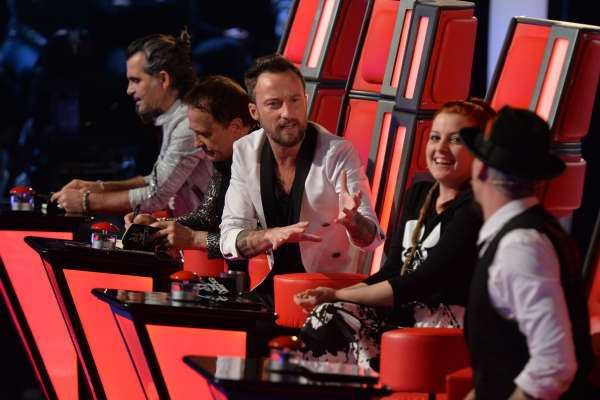 Rai2: The Voice of Italy e le blind audition | Digitale terrestre: Dtti.it
