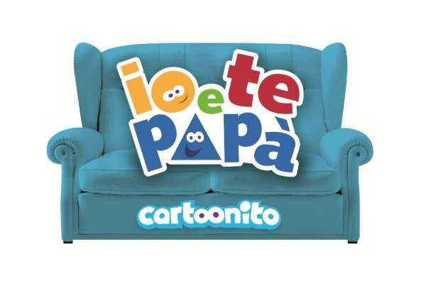 Cartoonito celebra la festa del Papà con una programmazione speciale | Digitale terrestre: Dtti.it