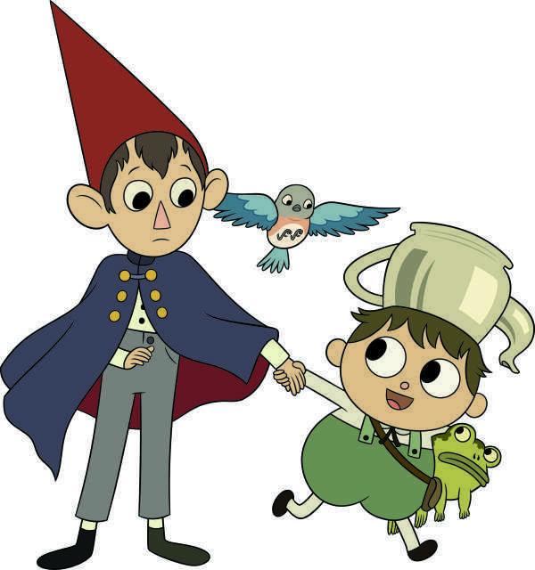 """Cartoon Network: """"Over the Garden Wall – Avventura nella foresta dei misteri"""" con le voci di Cristina D'Avena e Simone Albrigi"""