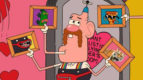 "Boing presenta in prima tv free ""Uncle Grandpa"" 