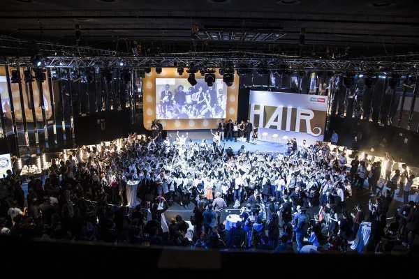 """Discovery Italia nel Guinness World Records per il lancio di """"Hair - Sfida all'ultimo taglio""""   Digitale terrestre: Dtti.it"""