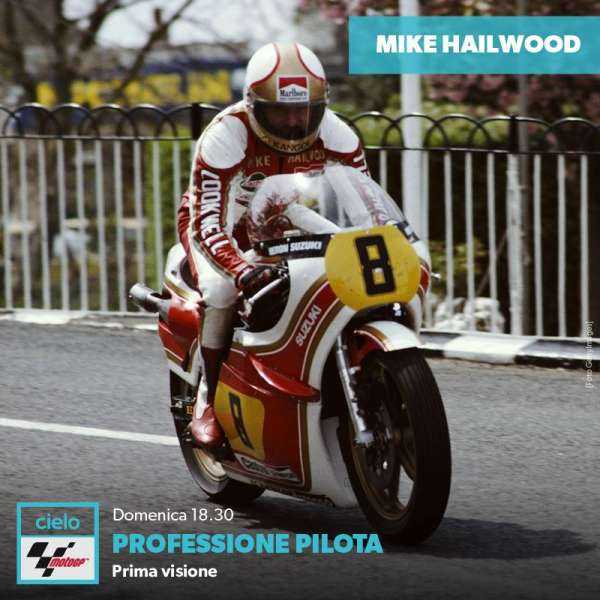 """Da domani su Cielo """"Professione Pilota"""" special sulla storia della Moto GP   Digitale terrestre: Dtti.it"""