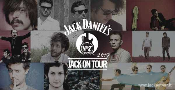 "Da domani su DMAX il rockumentary del ""Jack on Tour"" 