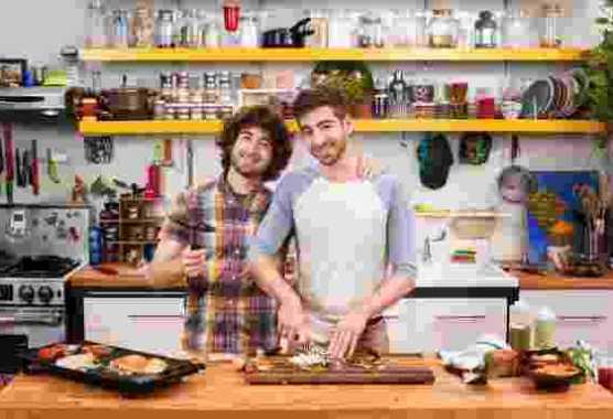 Brothers Green: EATS! dal 3 Maggio in premiere su MTV | Digitale terrestre: Dtti.it