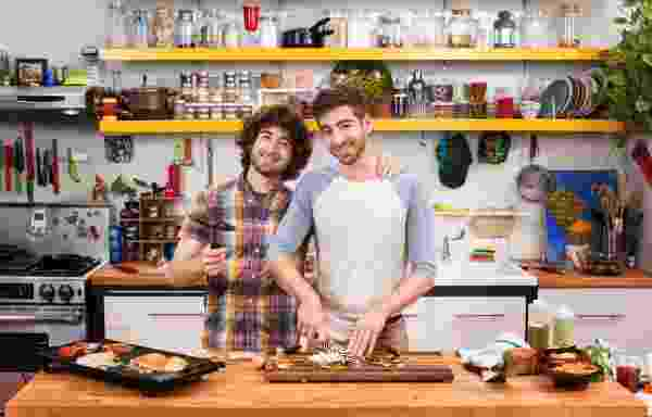 Brothers Green: EATS! dal 3 Maggio in premiere su MTV | Digitale terrestre: Dtti.it