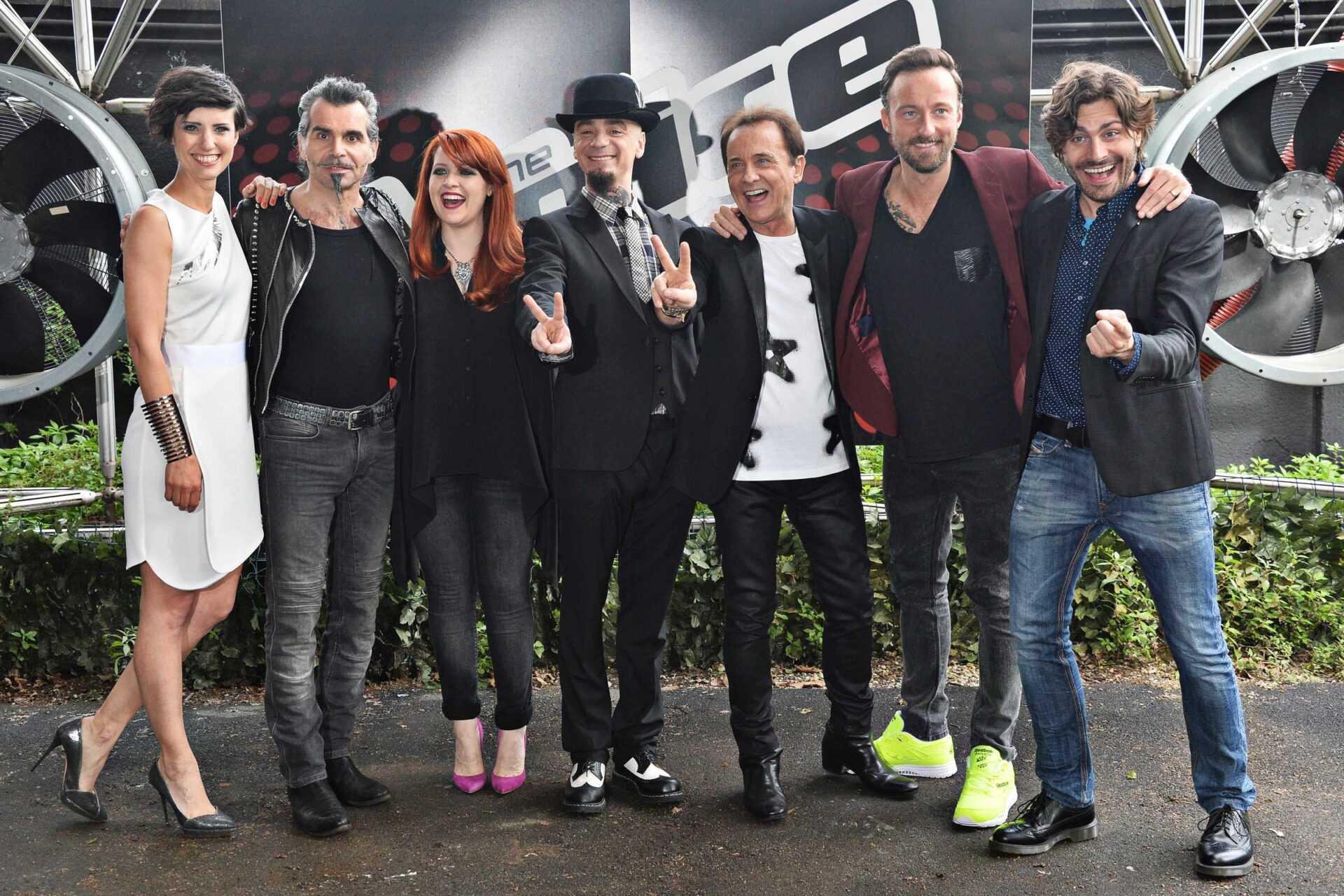 "Rai2: A ""The Voice of Italy"" arrivano i ""Live"" | Digitale terrestre: Dtti.it"
