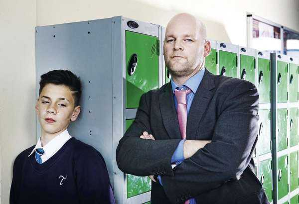 """Real Time: da domani la pluripremiata serie """"The School""""   Digitale terrestre: Dtti.it"""