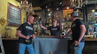 """Bar Master: dal 17 Giugno su DMAX seguiamo Aaron Heineman e la sua """"Heiman Bars"""""""