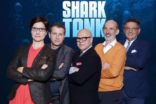 "Italia1 investe sul futuro con il business format ""Shark Tank"" 