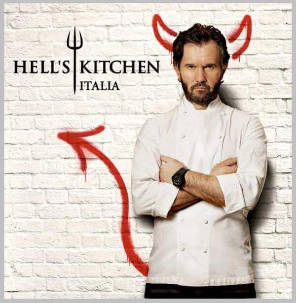 Hell's Kitchen: Carlo Cracco alla guida della seconda edizione, grandi novità e ospiti dal mondo tv e musica | Digitale terrestre: Dtti.it