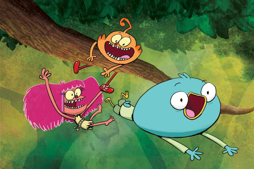 Harvey Beaks: nuova serie su Nickelodeon | Digitale terrestre: Dtti.it