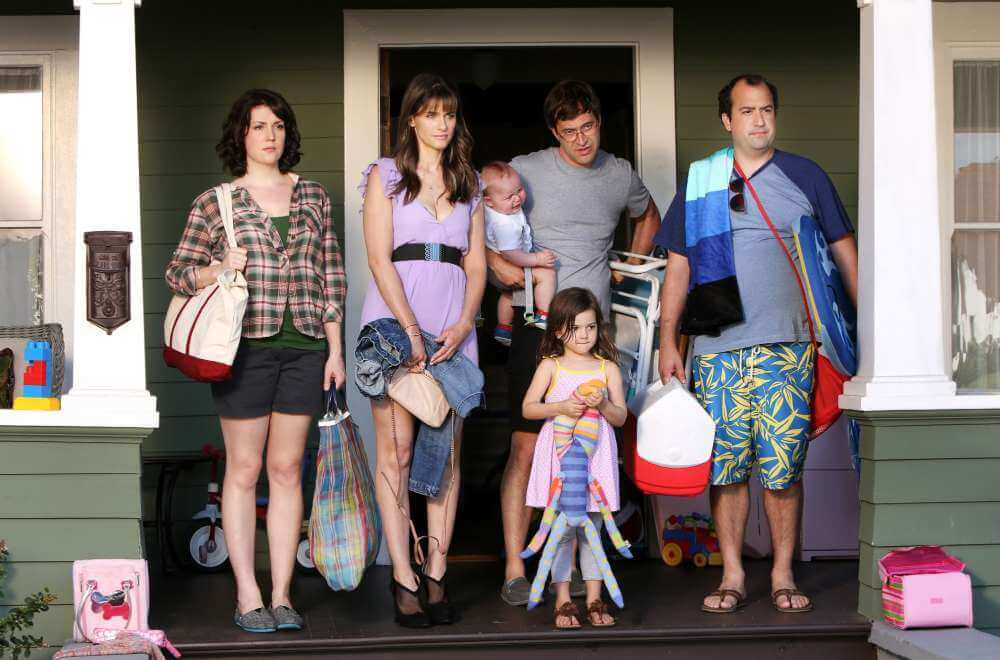 Transparent, Togetherness e Looking 2: tre serie tv nel martedì sera di Sky Atlantic HD | Digitale terrestre: Dtti.it