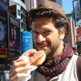 laeffe_Il re dello street food_New York_Doughnut & Times Square