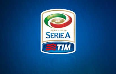 Serie A 2015\2016, 1a giornata: orari diretta tv