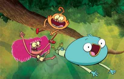 I nuovi episodi di Harvey Beaks dal 7 Settembre su Nickelodeon