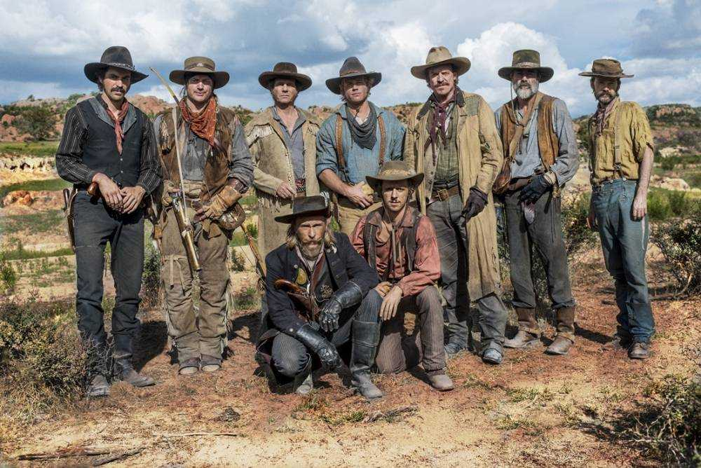 Texas Rising: da stasera su Sky Atlantic HD