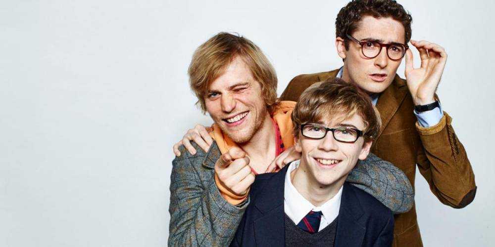 Brotherhood: dal 7 Settembre su Comedy Central