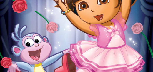 """Dora's Ballet Adventure""-- Pictured:  Boots and Dora  in DORA THE EXPLORER  on Nickelodeon.  Photo:   /Nickelodeon. ©2011 Viacom International, Inc.  All Rights Reserved."