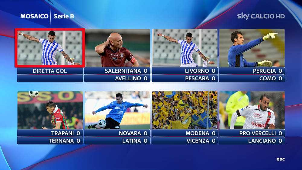 Serie B, giornata 2: orari diretta tv