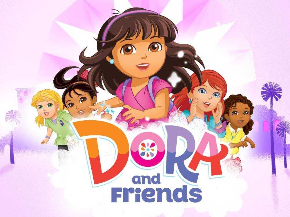 """Cartoonito presenta in prima tv free """"Dora & Friends - in città"""""""
