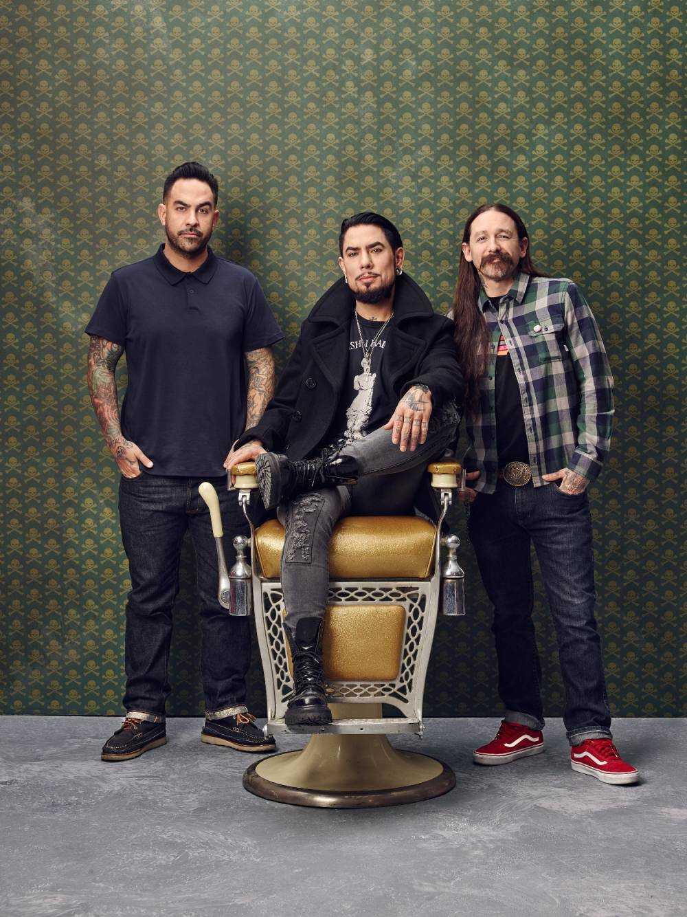 Ink Master: al via la stagione 6 del talent per tatuatori su Sky Uno Hd