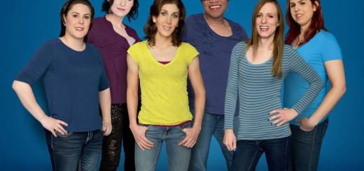 Robyn, Aiyana, Jaimie, Macy, Kassidy and Chloe.