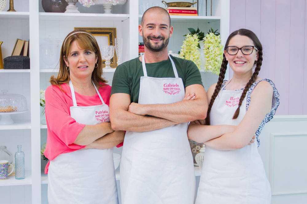 """Domani su Real Time la finale di """"Bake Off Italia - Dolci in forno"""""""
