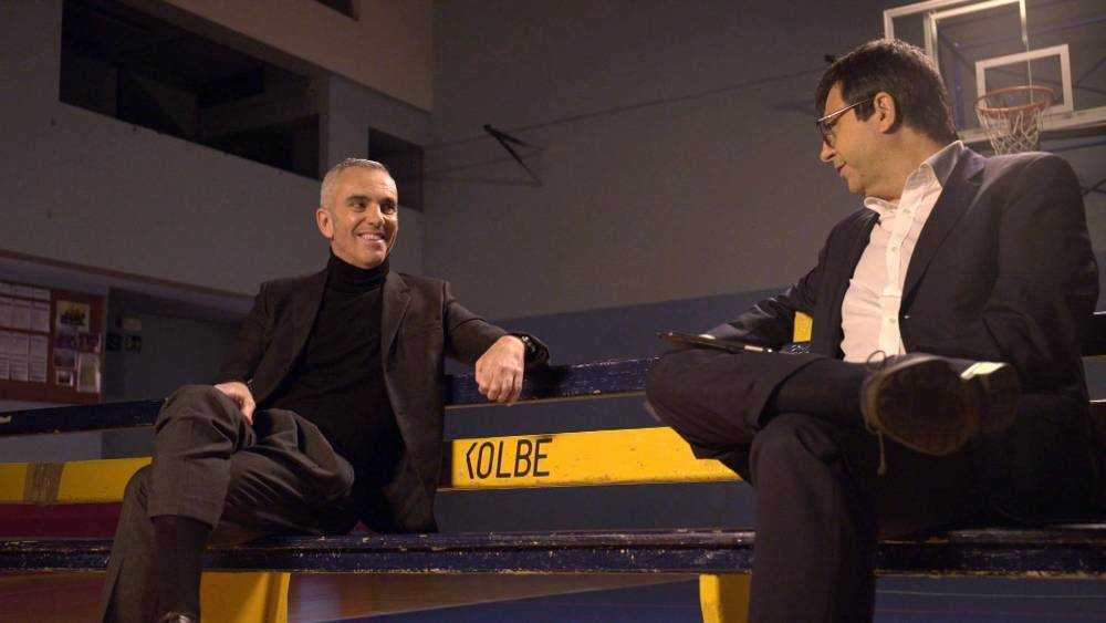 Buffa & Tranquillo - The Reunion. We Love This Game: a Natale su Sky Sport 1