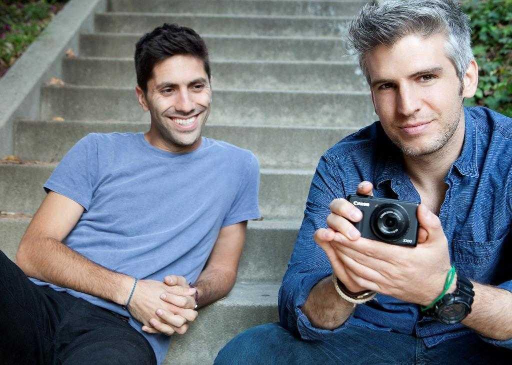 "Nev Schulman and Max Joseph, ""Catfish: The TV Show"" Season Two"